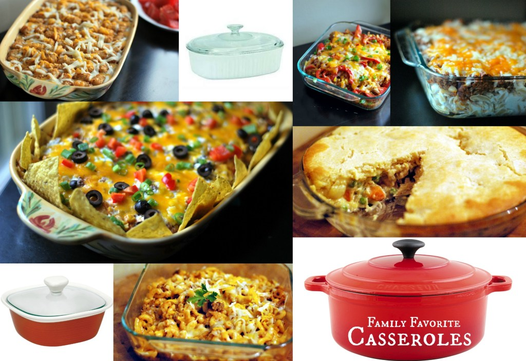 Family Favorite Casserole Recipes | Aunt Bee's Recipes