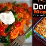 Chicken & Doritos Casserole