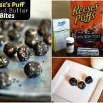 Reese's Puff Peanut Butter Bites
