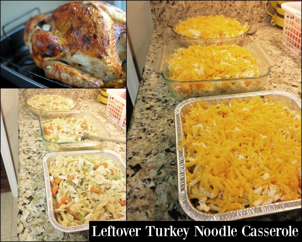 Leftover Turkey Noodle Casserole | Aunt Bee's Recipes