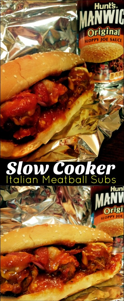 Slow Cooker Italian Meatball Subs | Aunt Bee's Recipes