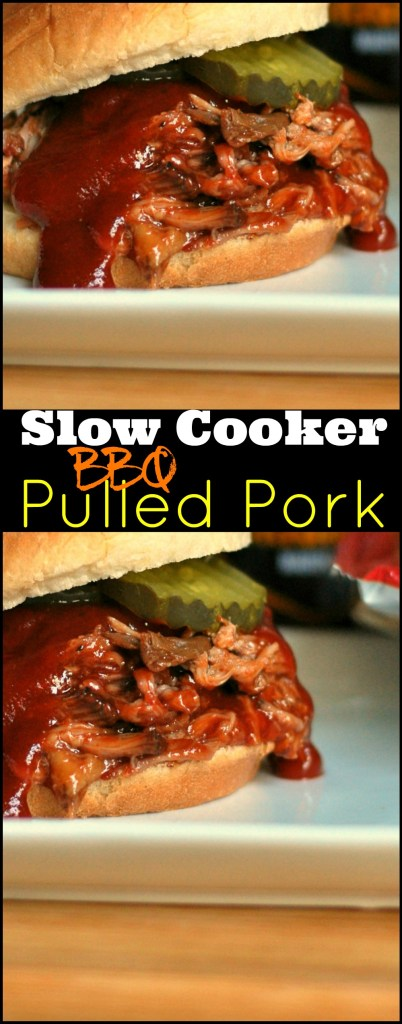 Slow Cooker BBQ Pulled Pork | Aunt Bee's Recipes