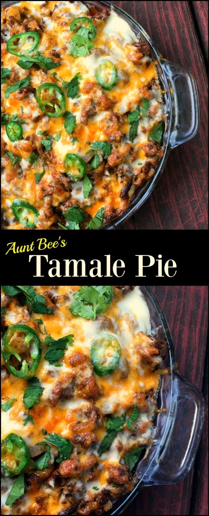 Tamale Pie Pinterest Collage new
