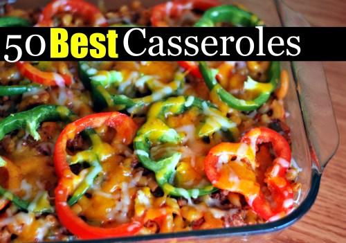 50 Best Casserole Recipes