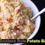 Mama's Southern Style Potato Salad