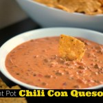 Instant Pot Chili Con Queso