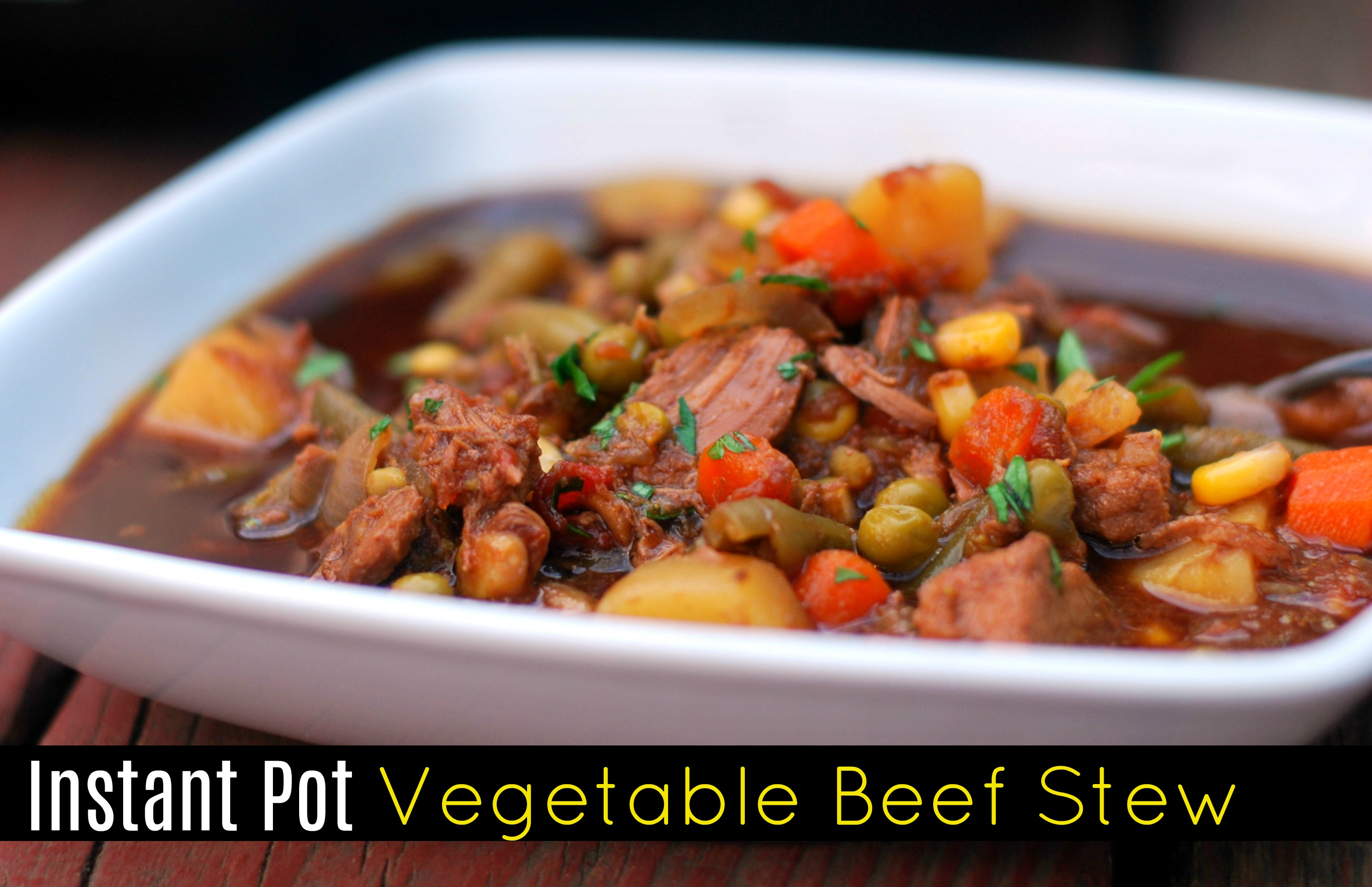 Old Fashioned Beef Stew Vegetable Juice