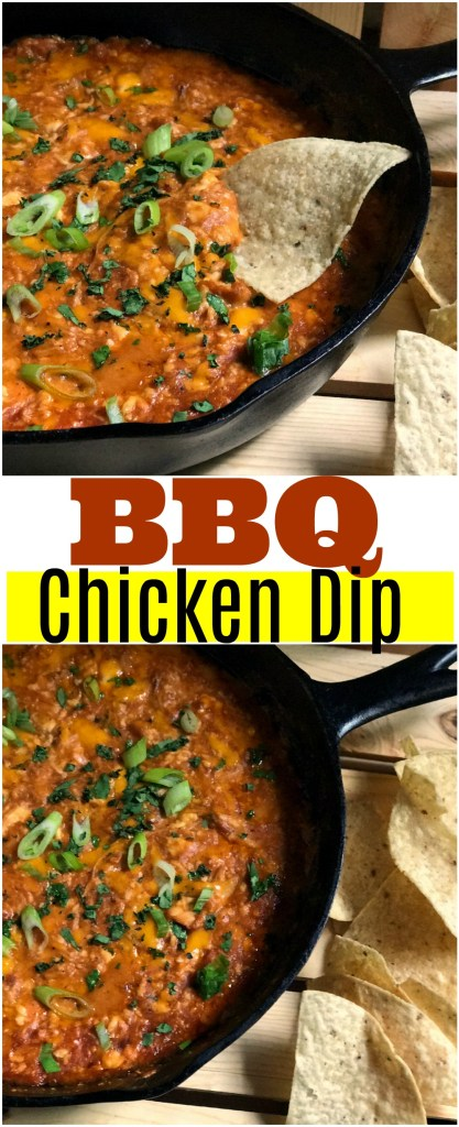 BBQ Chicken Dip | Aunt Bee's Recipes