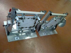 Etude / conception et fabrication d'outils ergonomiques. Retrouvez les dans l'onglet «Nos solutions».