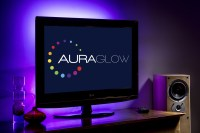 Auraglow Colour Changing 50cm / 100cm LED Strip USB TV ...