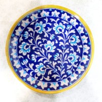 Large Decorative Ceramic Plates | Wall Plate Design Ideas