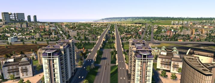 Cities XL elevated road