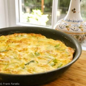 Healthy Foods After Gum Surgery: Simple Frittata