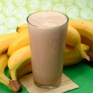 Healthy Foods After Gum Surgery: Peanut Butter Banana Protein Shake