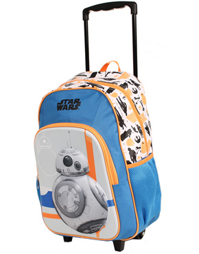 Star Wars BB8 Trolley Case