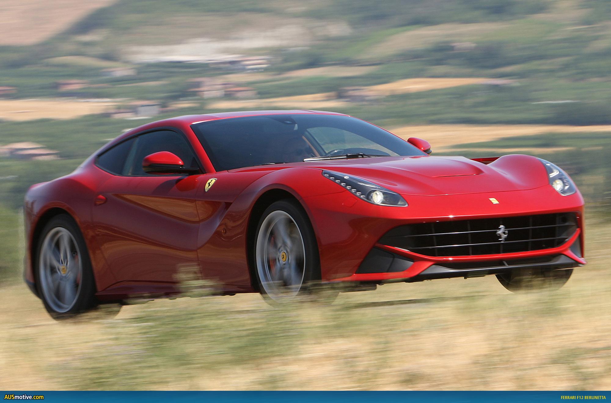 Berlin Wallpaper Hd Ausmotive Com 187 Ferrari F12 Berlinetta Australian Pricing