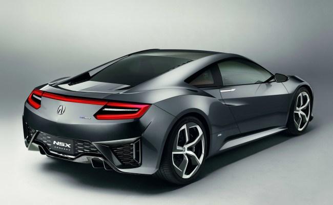 Honda-NSX-Concept-Detroit-03 Acura Tl 2009 Price