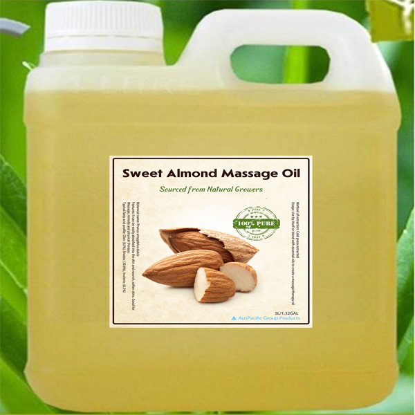 Almond Message Oil