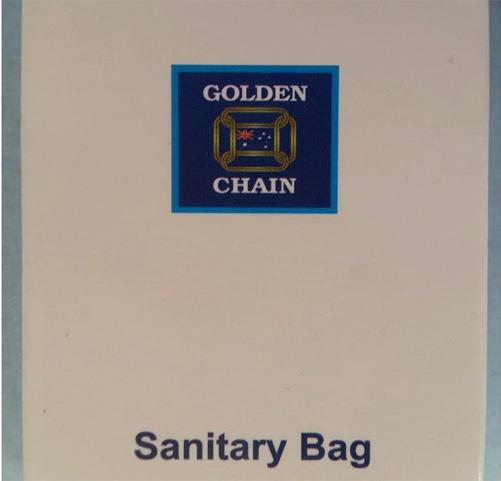 GC Sanitary Bag