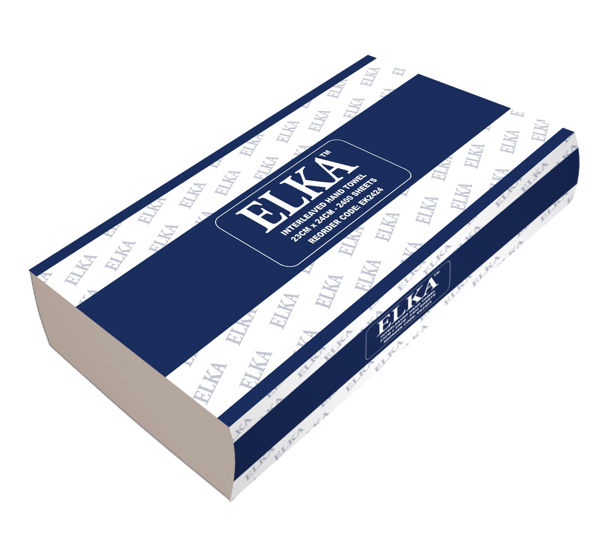 1 Ply Interleaved Paper Hand Towel