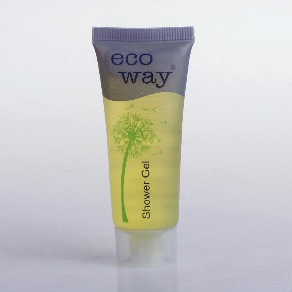 30ml ECOway Shower Gel (Clear Tube)
