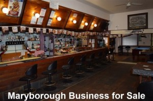 Maryborough Business for Sale