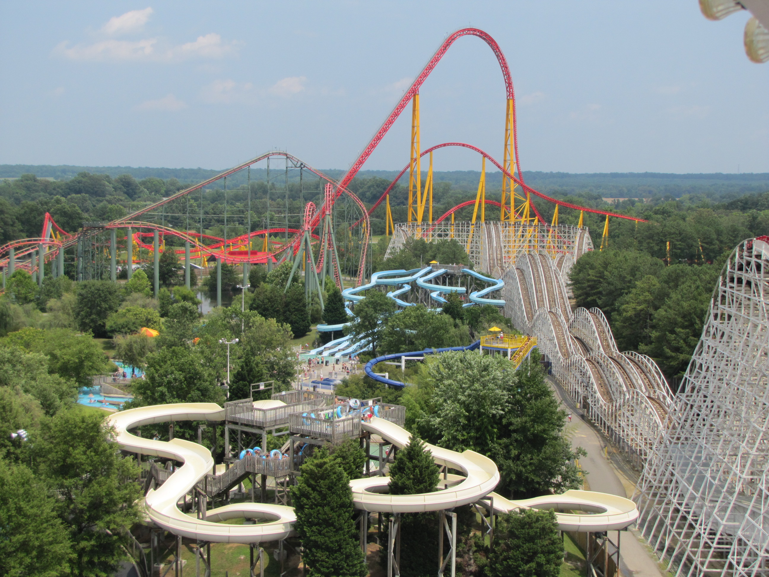 Kings Dominion, Doswell: