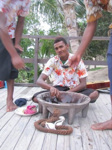 kava ceremony fiji