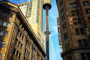 centrepoint tower sydney