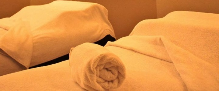 Double Massage for Couples Romantic Moments