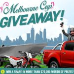 Ladbrokes 2015 Melbourne Cup Giveaway – $70,000 in Prizes