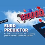 Pinnacle Euro Predictor Competition – Win $50,000