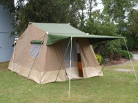 Custom Made Canvas Tents & Canvas Rain Fly  Canvas Tent