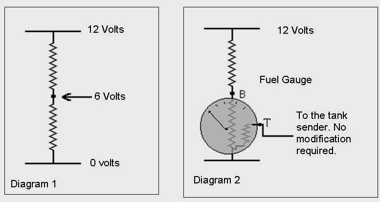 Conversion to 12 volt