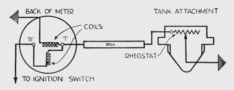 Fuel Gauge Schematic - Wiring Diagrams