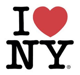 I love NY, by Milton Glaser