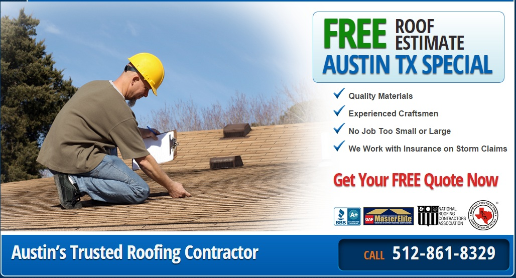 Affordable Austin Roofing Contractor / Company (Roof Repair)