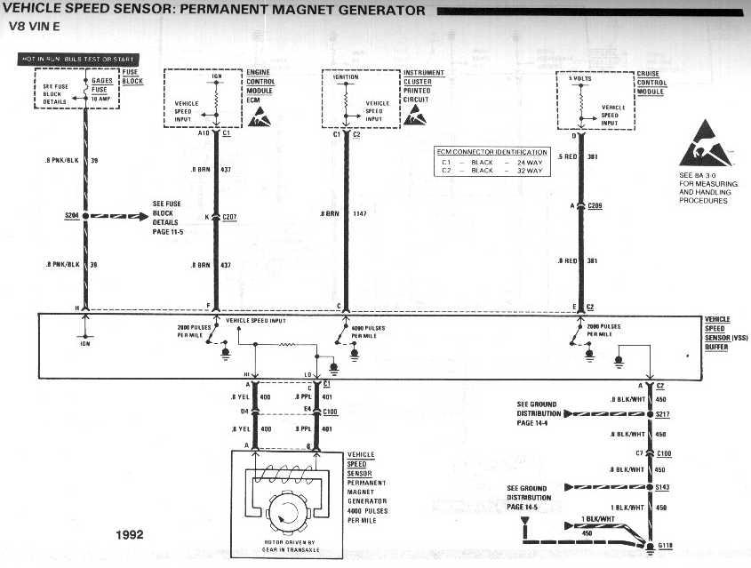 1992 camaro ecm wiring diagram