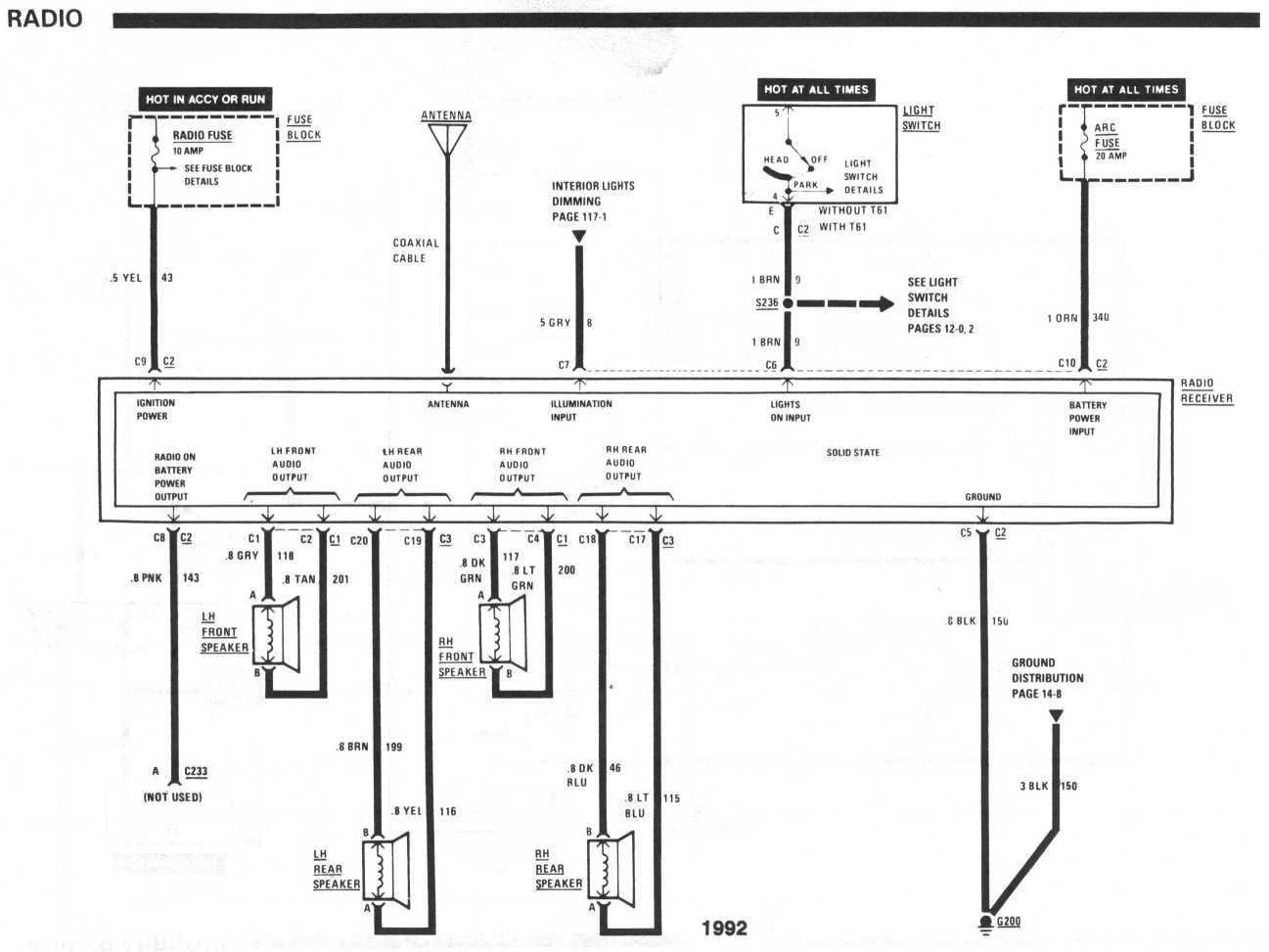 91 camaro radio wiring diagram
