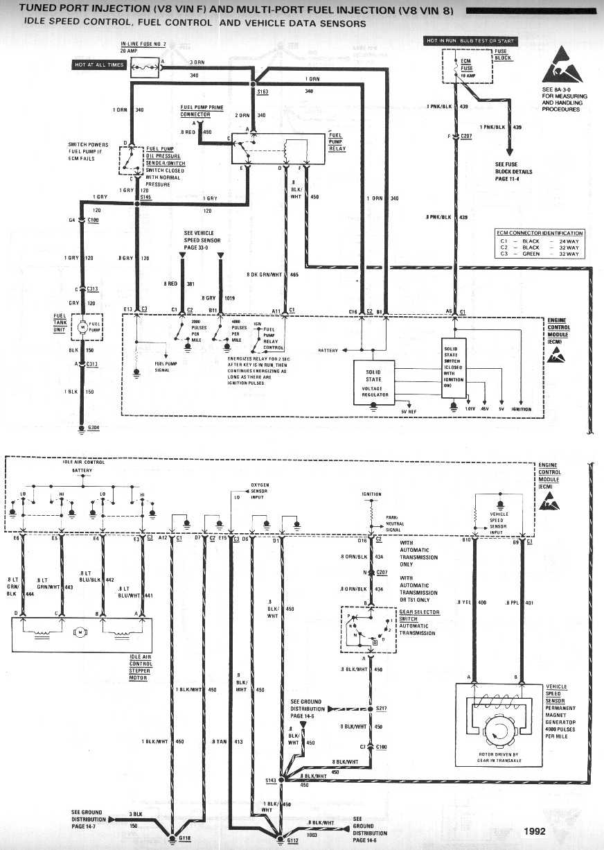 1992 chevy 2wire alternator wiring diagram