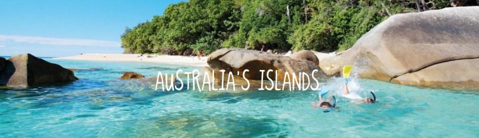 australia islands