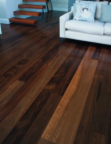 Australian Blackwood Flooring Pre Finished Engineered