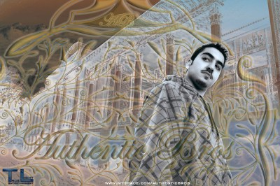 Authentic Bros - Reza