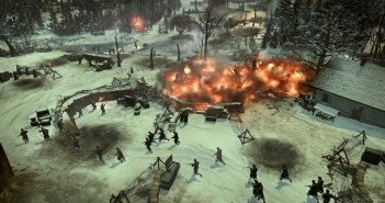 Company Of Heroes 2 Ardennes Assault COH2_bob_houffalize_burningdownthehouse_1407838535