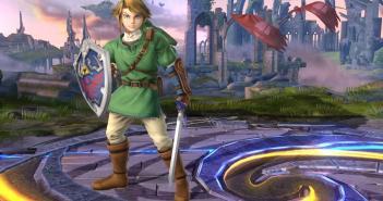 Super Smash Bros For Wii U Link
