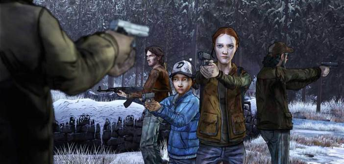 The Walking Dead Season Two Episode 4 Amid The Ruins