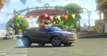 Mario Kart 8: Περισσότερες Mercedes και βελτιώσεις στο πρώτο DLC