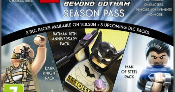 Lego Batman 3Beyond Gotham Season Pass