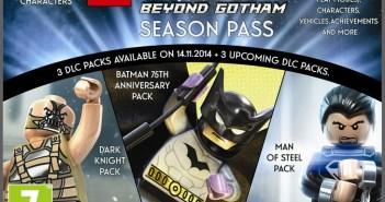 Lego Batman 3Beyond Gotham Season Pass