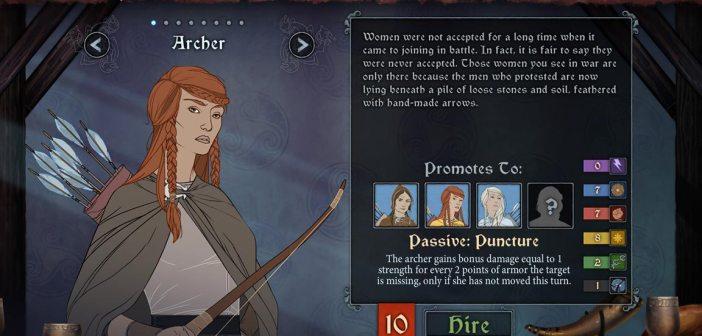 The Banner Saga Factions